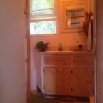 Chêne - Salle de bain avec bain