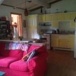 Chêne - cuisine salon