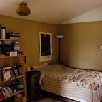 La Généreuse - chambre à coucher avec grande lingerie et balcon extérieur