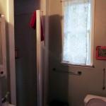 La Généreuse - salle de bain / douche