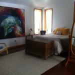 Intérieur Valériane - 1 chambre à coucher - La Généreuse