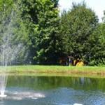 La Généreuse - Étang aménagé pour la baignade