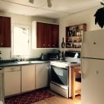 Prêle location, cuisine, La Généreuse
