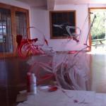 Atelier artistique dans le Studio